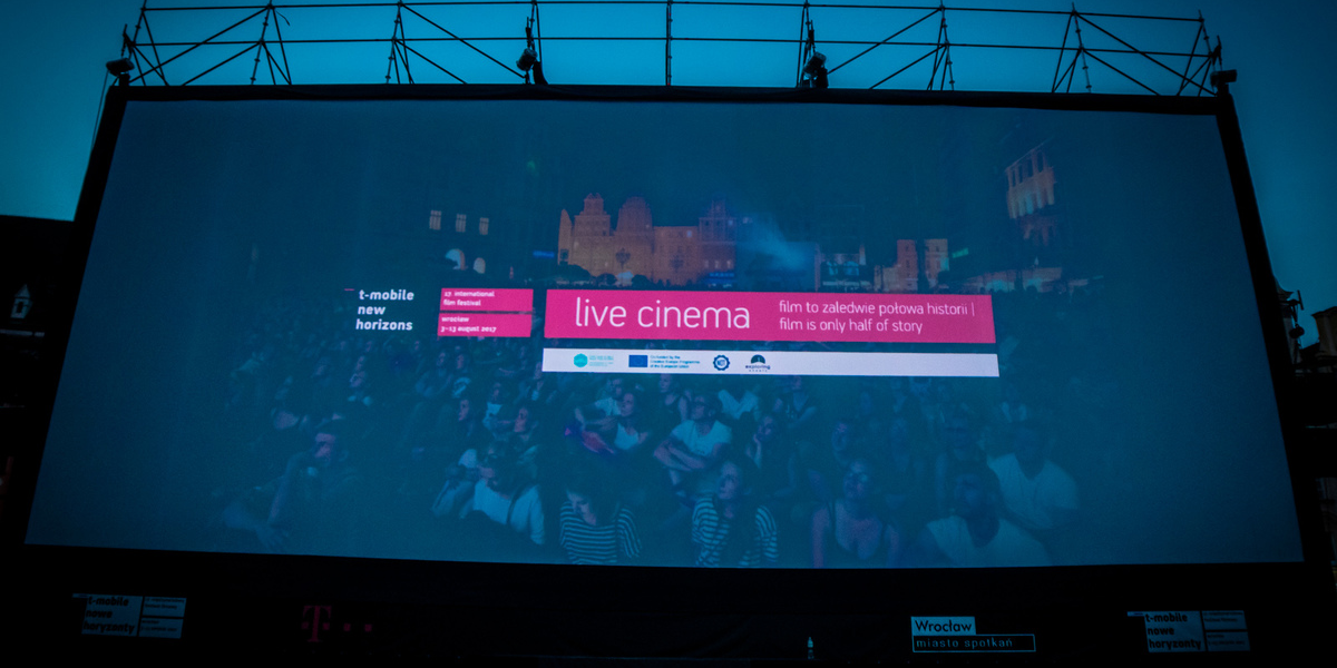 New Horizons Film Festival – Wroclaw – Live Cinema EU Project